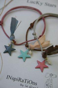 lucky star bracelets