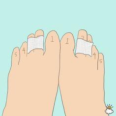 12 geniala skoknep som dina fötter kommer tacka dig för.