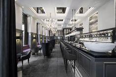 Balthazar cocktail bar - Hotel d'Angleterre
