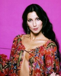 Cher always liked her look attitude music clothes !!!