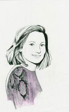 + 2014 Blog Ampersand portraits - Daphne van den Heuvel