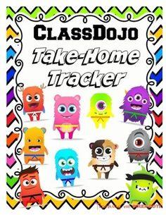 Home ClassDojo Clip Chart