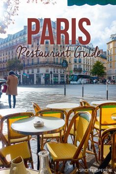 Eating in Paris is a thing of beauty! Find the Best Restaurants in Paris, France along with famous bakeries, candy shops and more. Dining in Paris does not