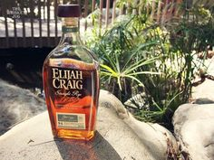 Elijah Craig Rye Whiskey is a nice expression of the Heaven Hill rye mash. It pulls out more of that cereal corn sweetness found in their bourbons that neither the Rittenhouse Bonded nor the Pikesville Rye really put on display – yet it retains a good spiciness. A worthy addition to the Elijah Craig line… now we just need the ECBPR! Rye Grain, Best Bourbons, Roasted Apples, Malted Barley, Rye Whiskey, Distillery, Whiskey Bottle, Cereal, Heaven