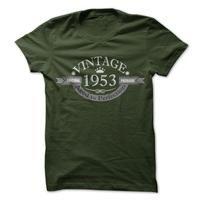 Wear this Premium Shirt http://www.sunfrogshirts.com/Vintage-1953-63em.html?13746