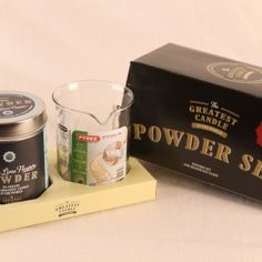 The greatest candle - DIY Powder Set - Make your own beautiful recycled oil candles- a great gift for only £17.50 http://www.candlesnaturally.co.uk/shop/do-it-yourself-candle-kits/tgc-diy-powder-tin-gift-set/