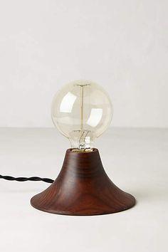 Aurora Lamp Base - anthropologie.com