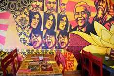 Indimex Cafe Bar Restaurant is a quirky colourful addition to the Stones Corner shopping strip, serving up an unlikely but delicious combo of Indian and Mexican food with a twist. Dishoom, Cafe Bar, Restaurant Bar, Corner, Brisbane, Water Company, Stones, Painting, Bollywood