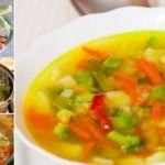A világ legfinomabb zöldséglevese! 7 nap alatt, már több kg-t is fogyhatsz ezzel a finomsággal! Nap, Thai Red Curry, Salsa, Ethnic Recipes, Food, Diet, Alcohol, Essen, Salsa Music