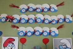 "Photo 26 of 95: Smurfs / Birthday ""Nicky's 3rd Smurfday"" | Catch My Party"