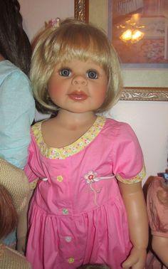 Monika Peter Leicht   ** BETSY ** Masterpiece doll #MasterPieceDolls