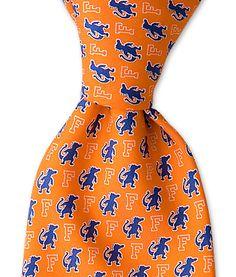 University of Florida Silk Tie   VINEYARD VINES  $75.00