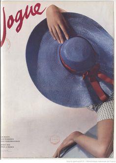 Vogue (Paris), août 1936
