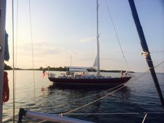 Our sail for guest