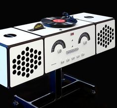 Brionvega Revisits the 60s... In Stereo
