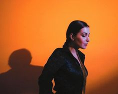 Picture of Teresa Salgueiro — Photo by Daniel Blaufuks