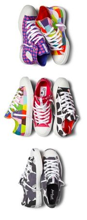 converse  lt 3 marimekko Painted Canvas Shoes 95b3e4d455