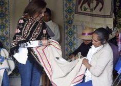 Buscará impulsar artesanías mazahuas: Vázquez Mota