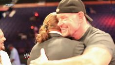 "( WWE CELEBRITY MAN 2016 ★ The UNDERTAKER "" I never seen him smiling. He has a cute smile."" ) ★ Mark William Calaway - Wednesday, March 24, 1965 - 6' 10"" 299 lbs - Houston, Texas, USA."
