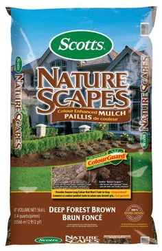 14 best brown mulch images landscape design landscaping back rh pinterest com