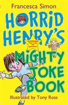 Horrid Henry's friends are so keen to hamper Henry's humour, after the success of their contributions to his Jolly Joke Book, that they are willing to pay Henry to include their jokes in his next book. But they don't realise that Henry has saved his best gags for this book, so their hard-earned money will be misspent when their anecdotes are overshadowed. Suggested level: primary.