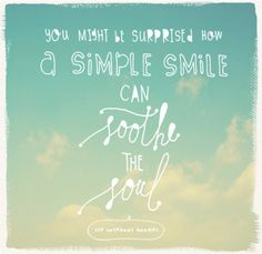 soothe the soul #quote