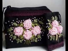 ▶ Некоторые работы за 2013 г.Some embroidery during 2013 - YouTube