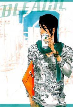 Kuchiki Byakuya #Bleach #Anime #Manga