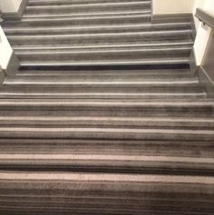 Who in their right mind chose this carpet for these stairs? Twelve hilarious home improvement fails to learn from Tartan Stair Carpet, Stairs, Home, Carpet Stairs, House Design, Home Remodeling, Home Improvement