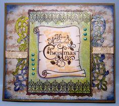 .......Payne Holler Cards: Heartfelt Creations Alumni November Hop