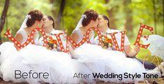 Свадебные Пресеты для Lightroom Wedding_Style Tone