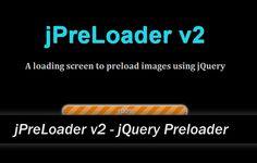 10+ Free jQuery Preloader Plugins