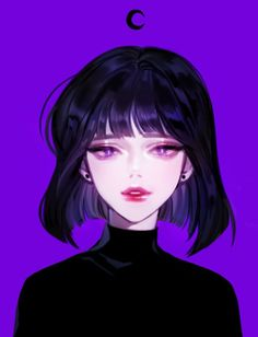 ~ This is a girl from the movie Sailor Moon i dont know her name so dont ask me. Sailor Saturn, Sailor Moon Art, Manga Girl, Anime Art Girl, Anime Boys, Manga Anime, Girl Cartoon, Cartoon Art, Pretty Art