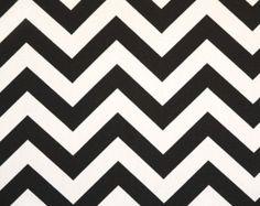Marimekko Fabric, black and white zig zag - Google Search