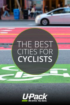 Find amazing bicycle trails and easy commutes in these cities.