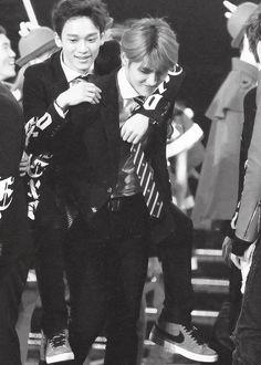 Kris & Chen