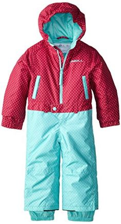 a0c16fc050 O Neill Snow Little Girl s Powder Full Suit