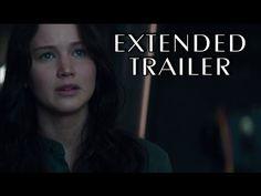 "▶ The Hunger Games: Mockingjay Trailer – ""The Mockingjay Lives"" - YouTube"