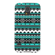Unique Afrique Pattern Galaxy S5 Cases