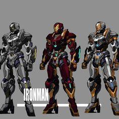 Marvel Dc Comics, Marvel Heroes, Marvel Avengers, Iron Man Hd Wallpaper, Iron Man Fan Art, Iron Man Helmet, Iron Man Avengers, Armor Concept, Fantasy Armor