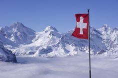 Eiger, Mönch & Jungfrau Switzerland Summer 2015