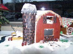 """Polar Barn"" by Carly E. (Standout Execution)"