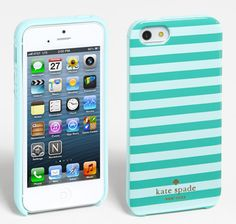 Kate Spade Petula Stripe iPhone Case