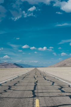 #Nevada Beautiful placeret, road, blue sky, clouds, desert, beauty, photo