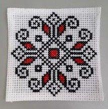 Cute Cross Stitch, Cross Stitch Borders, Cross Stitch Alphabet, Cross Stitch Flowers, Cross Stitch Designs, Cross Stitching, Cross Stitch Embroidery, Embroidery Patterns, Cross Stitch Patterns