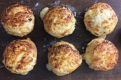 Here's my recipe for the best cheese scones ever (really!)