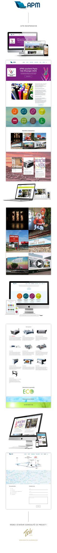 APM est une entreprise de signalétique et d'impression en tous genre. J'ai refondu leur site internet le rendant responsive et donc accessible depuis tous les appareils.  http://www.sebastien-galdeano.com/portfolio/1-Web/4-Site_web/469-APM.html