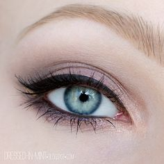 Dressed in Mint: NYX Love in Florence - Gelato for Two + makijaż