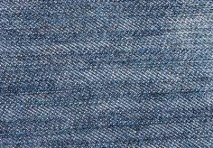 Vintage Blue Jeans Macro Texture