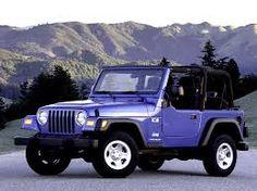 Purple jeep. I want it! #periwinkle